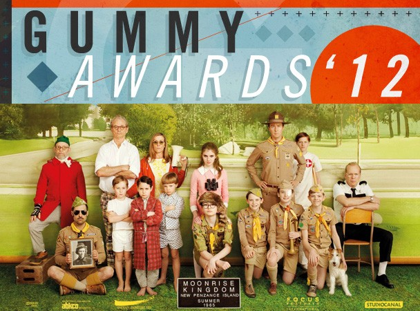 The Gummy Awards: Your Top 10 Movies Of 2012