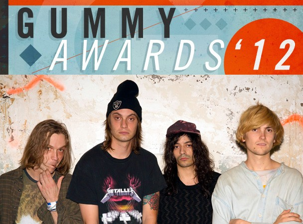 The Gummy Awards 2012: Best New Act
