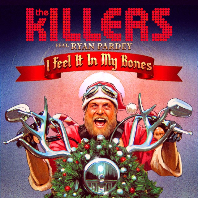 "The Killers - ""Feel It In My Bones"""