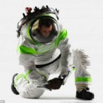 The New NASA Spacesuits Look Like Buzz Lightyear