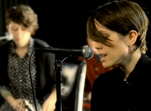 Tegan & Sara Cover Cyndi Lauper