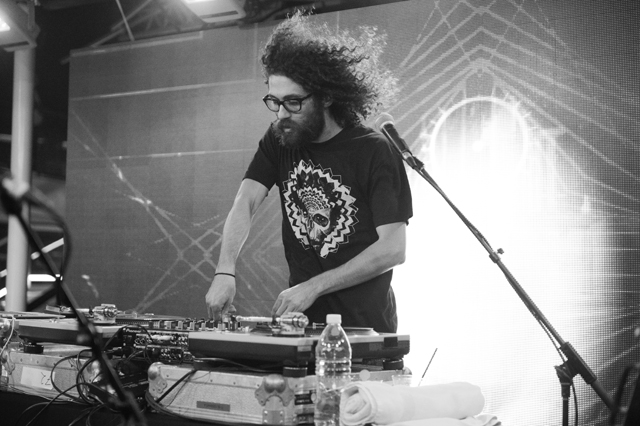 The Gaslamp Killer @ SS Coachella Jamaica