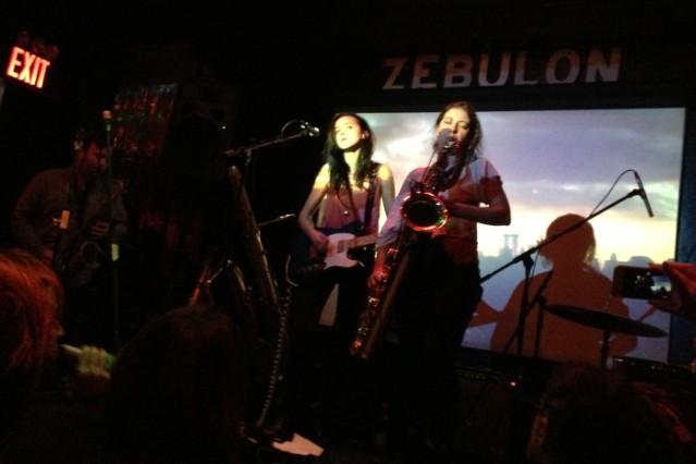 Holly Miranda @ Zebulon, Williamsburg 12/6/12