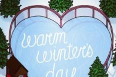 Alison Valentine - Warm Winters Day