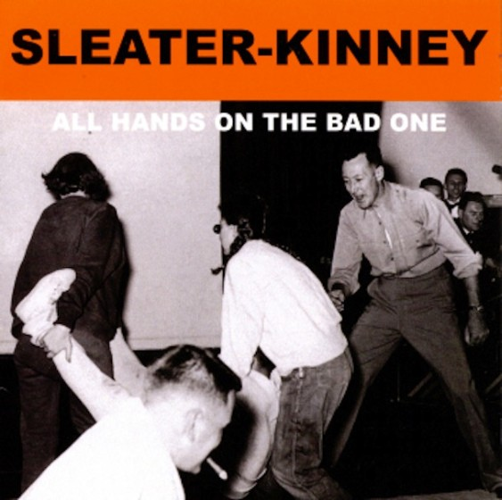 Sleater-Kinney Albums From Worst To Best
