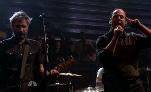 Bad Religion on Fallon
