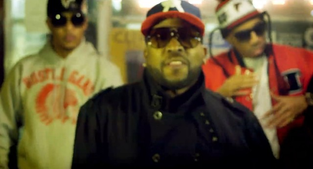 "Big Boi - ""In The A"" video"