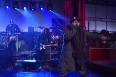 Watch Big Boi On <em>Letterman</em>