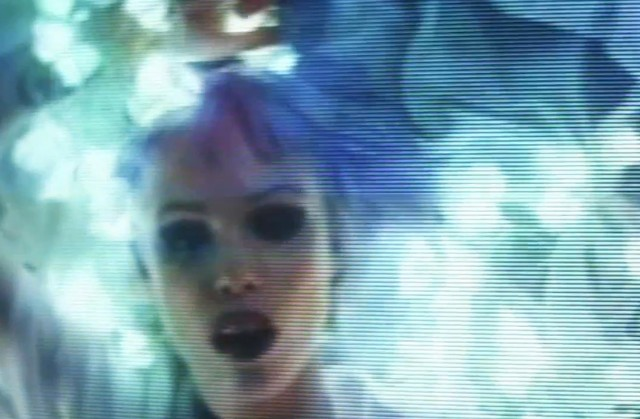 "Crystal Castles - ""Sad Eyes"" video"