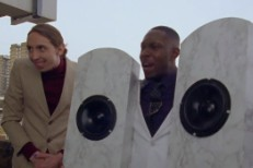 "Dizzee Rascal - ""Bassline Junkie"" Video"