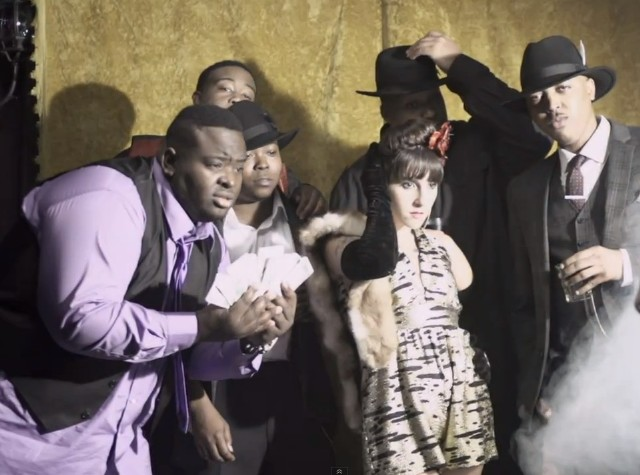"""Droop-E - """"N The Traffic"""" video"""