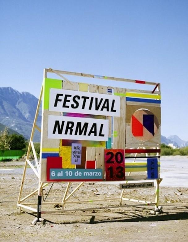 Festival NRML 2013 Lineup