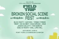 Broken Social Scene Headlining Arts & Crafts' 10-Year-Anniversary Field Trip Festival