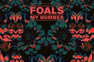 "Foals – ""My Number (Totally Enormous Extinct Dinosaurs Remix)"""