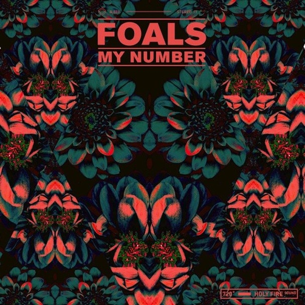 Foals - My Number (Totally Enormous Extinct Dinosaurs Remix)