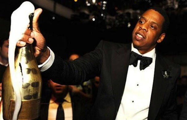 Jay-Z Scoring Great Gatsby