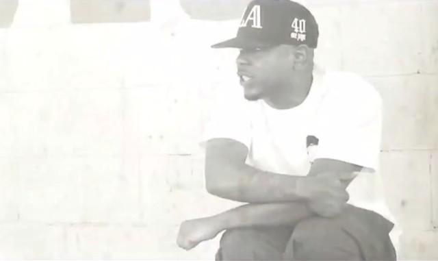 "Kendrick Lamar - ""Backseat Freestyle"" Video"