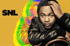 Kendrick Lamar on SNL