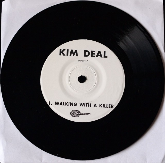 "Kim Deal - ""Walking With A Killer"""