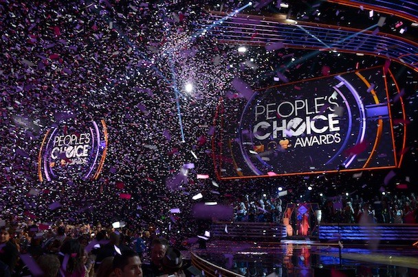 39th Annual People's Choice Awards - Show