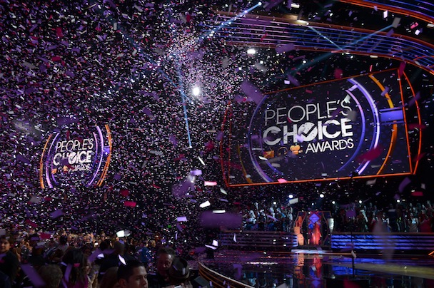 39th Annual People's Choice Awards – Show