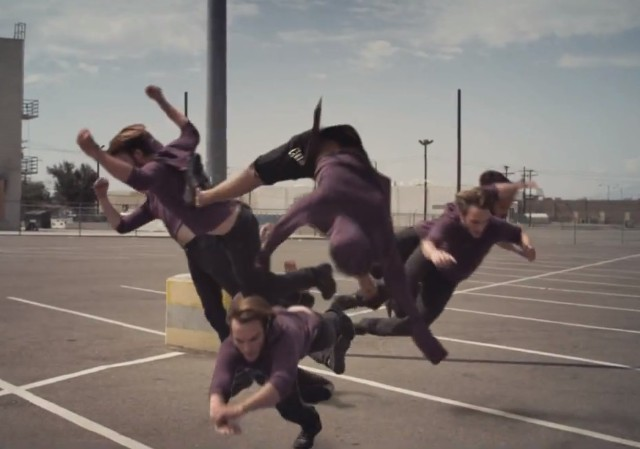 "Passion Pit - ""Carried Away"" video"