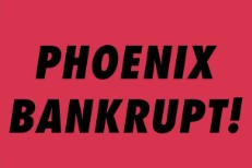 Phoenix Announce Bankrupt, Live Return