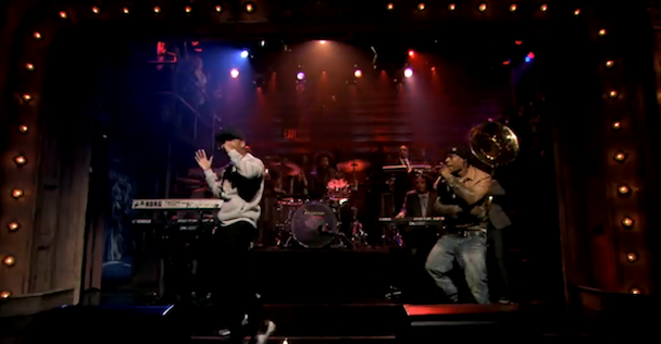 Watch T.I. Perform With The Roots on Fallon