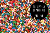 "The History Of Apple Pie – ""See You"""