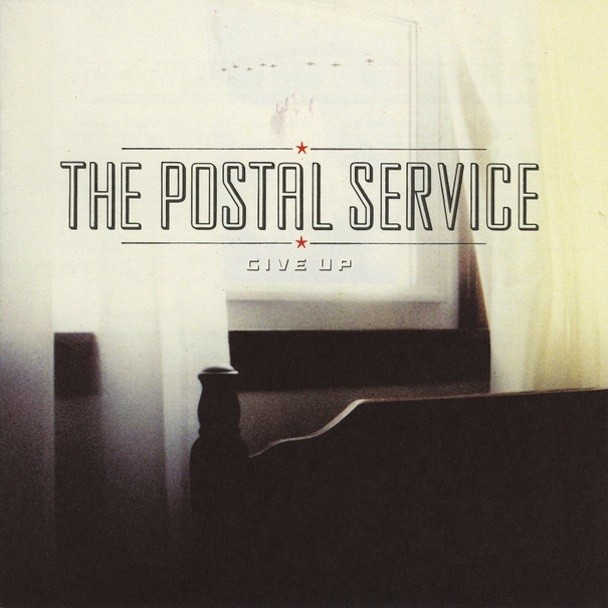 The Postal Service Give Up Reissue Details