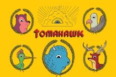 Stream Tomahawk <em>Oddfellows</em>