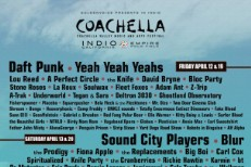 Coachella 2013 Lineup Not Revealed