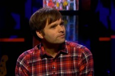 Ben Gibbard On The Colbert Report