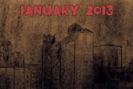 Stereogum Monthly Mix: January 2013
