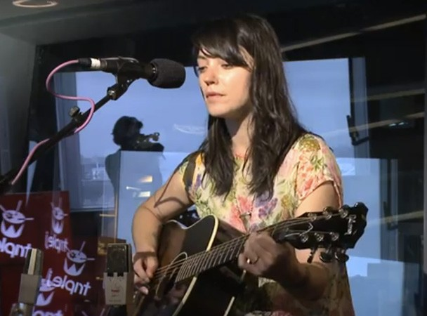 Sharon Van Etten On Triple J