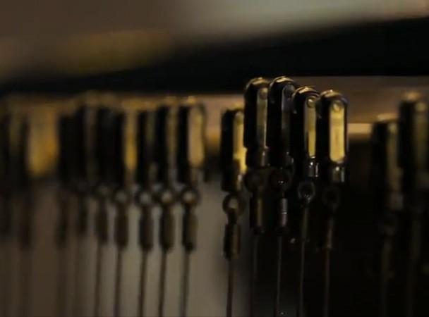 "Pantha Du Prince & The Bell Laboratory - ""Spectral Split"" Video"