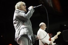 The Who, Vintage Trouble @ Honda Center, Anaheim 1/28/13