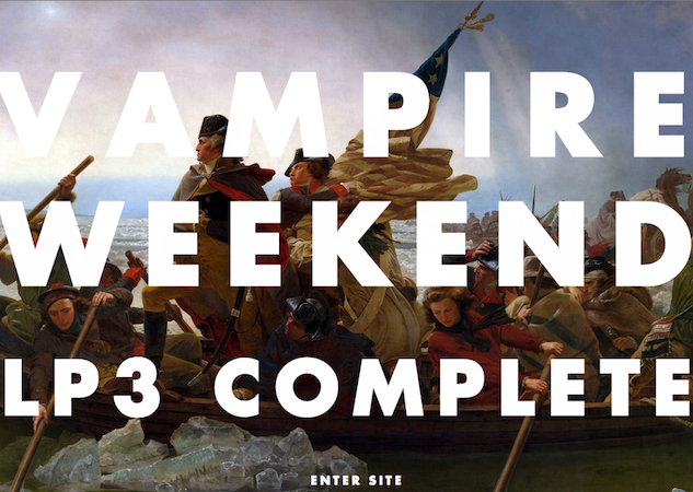 Vampire Weekend - LP3