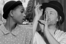 Hear Willow Smith Sample Radiohead