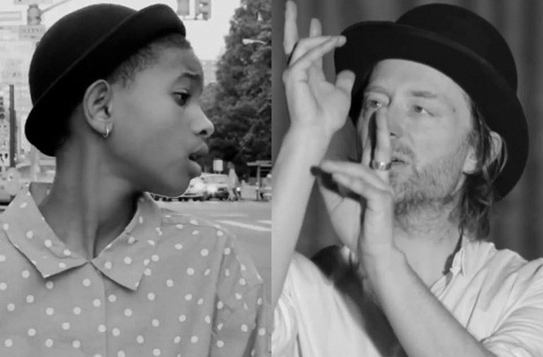 Willow Smith Samples Radiohead