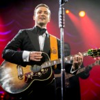 """Watch Justin Timberlake Debut """"Little Pusher Love Girl"""" And """"That Girl"""" In New Orleans"""