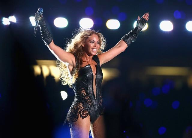 Beyoncé Performs At The Pepsi Super Bowl XLVII Halftime Show 2/3/13