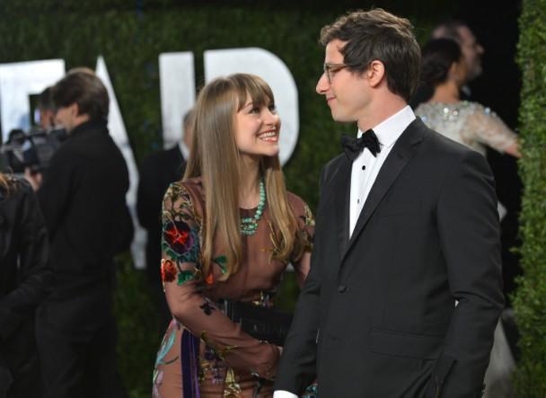 Andy Samberg Joanna Newsom Wedding