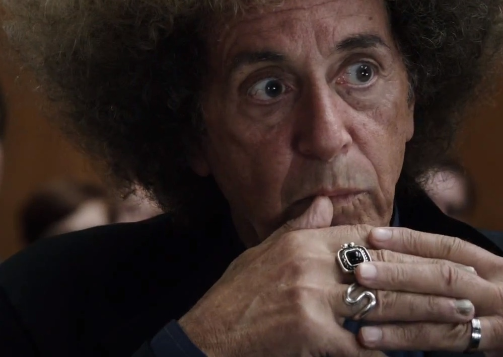 Watch The Trailer For HBO&#8217;s <em>Phil Spector</em>, Starring Al Pacino