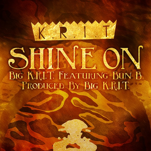 "Big K.R.I.T. - ""Shine On"""