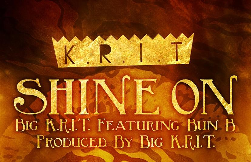 """Big K R I T  – """"Shine On"""" (Feat  Bun B) - Stereogum"""