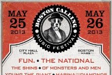 Boston Calling 2013 Lineup