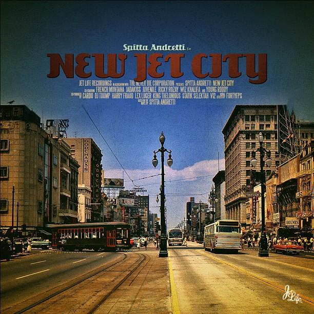 Download Curren$y <em>New Jet City</em> Mixtape