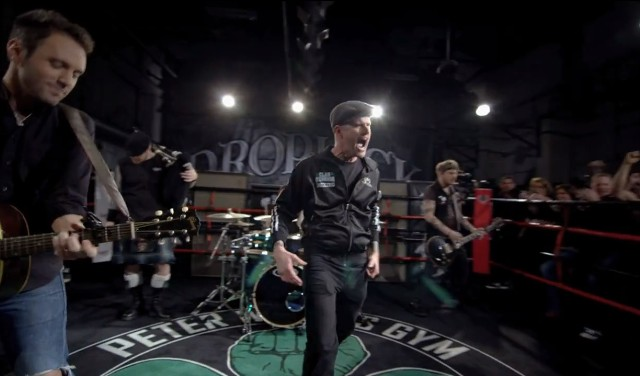 "Dropkick Murphys - ""The Boys Are Back"" video"