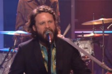 Watch Father John Misty Play <em>Leno</em>